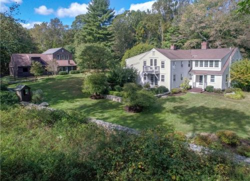 Weekly Wilton Real Estate Report:  May 18-24, 2018