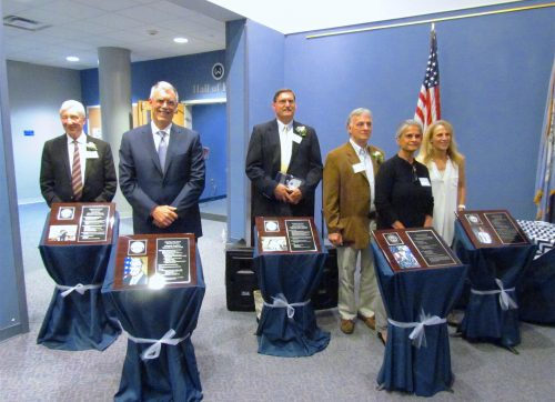 WHS Inducts Lilly, Madaras, Verrilli, Rhodes and Gawle into Hall of Fame