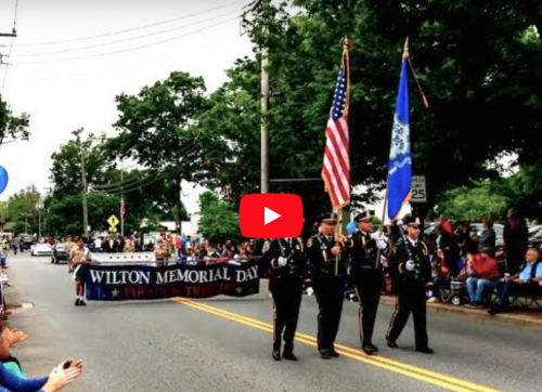 Wilton Pays Tribute with Memorial Day Parade [VIDEO/PHOTOS]