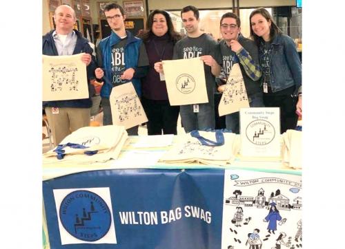 Wilton Swag/Community Steps Hold JoyRide Spin-a-Thon Fundraiser Saturday