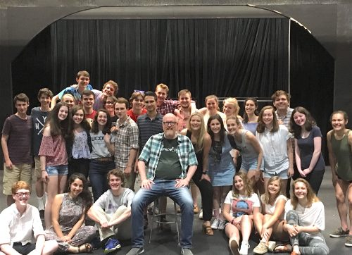 Improv Legend Empowers WHS Freeplay Troupe