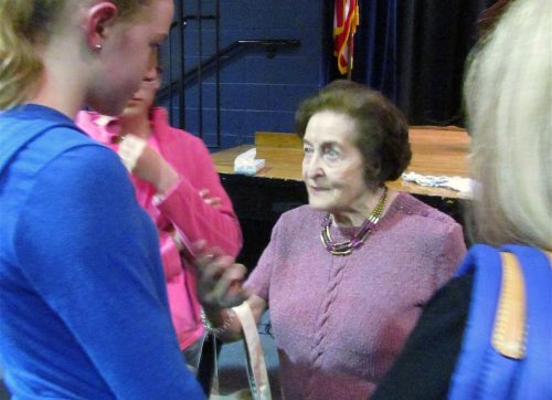 """""""You Will Live"""":  Judith Altmann's Holocaust Survival Story"""