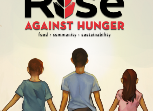 Raising Voices and Talent at Middlebrook to Rise Against Hunger