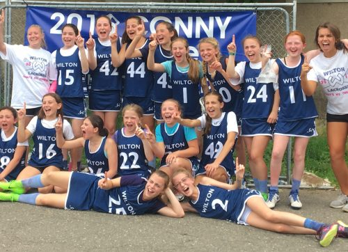 Photo of the Day:  6th Grade Girls Lax Goes Undefeated at CONNY