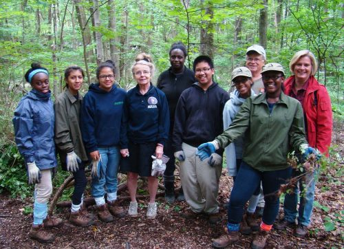 Trails Day Volunteers Needed at Weir Farm National Historic Site and Weir Preserve